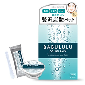 BABULULU(バブルル) 炭酸ジェルパック
