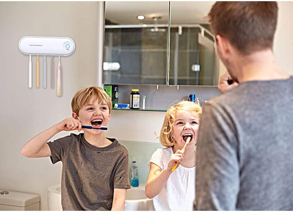JCT(ジェーシーティー) 歯ブラシ除菌器 UV紫外線殺菌消毒の商品画像7