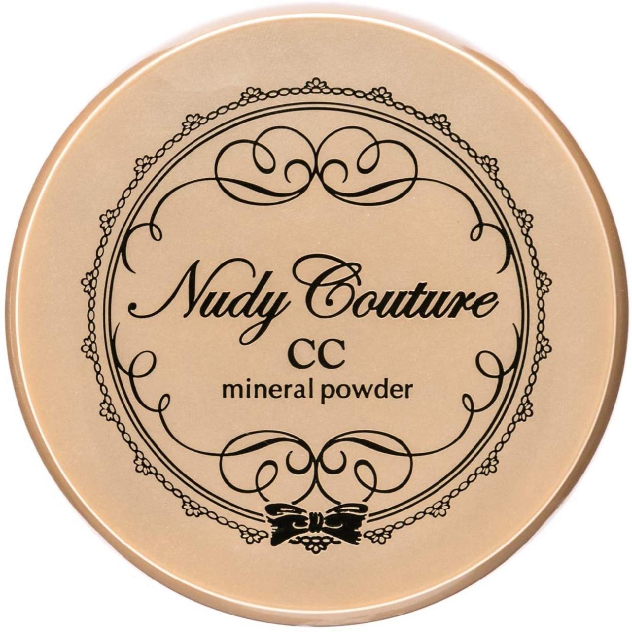 Nudy Couture(ヌーディクチュール)CC ミネラルパウダーの商品画像