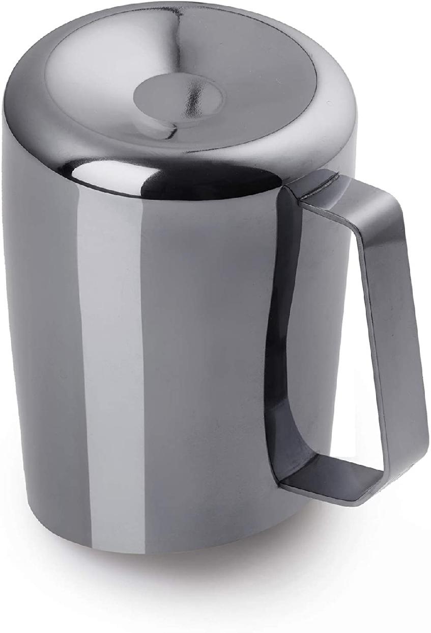 Barista&Co(バリスタアンドコー)Dial In milk Pitcher 600ml Blackの商品画像3