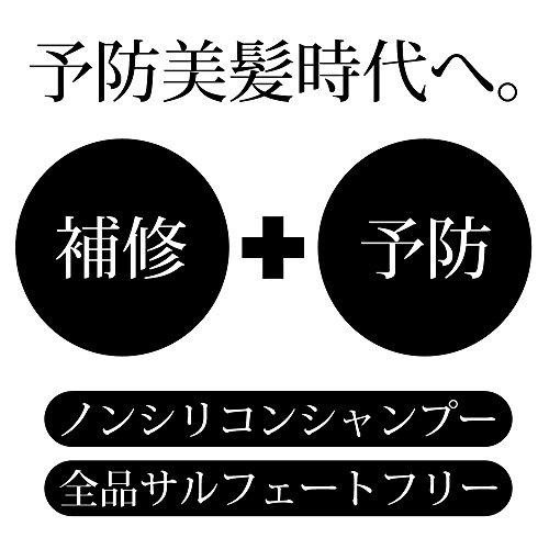 いち髪(ICHIKAMI) いち髪 なめらかスムースケア シャンプー 詰替用2回分の商品画像5