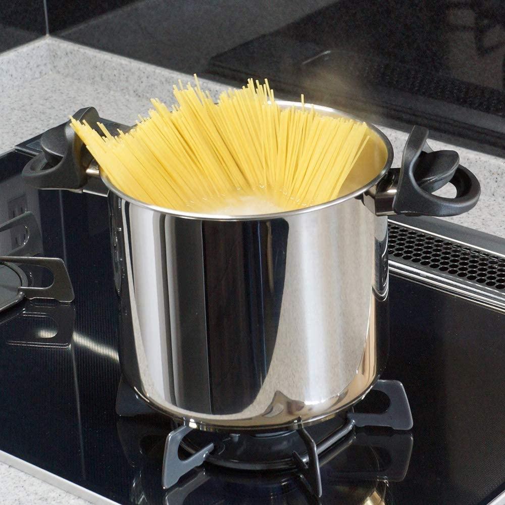 Wonder chef(ワンダーシェフ)パスタポット IH対応 20cm 5.3L 20-Gの商品画像4