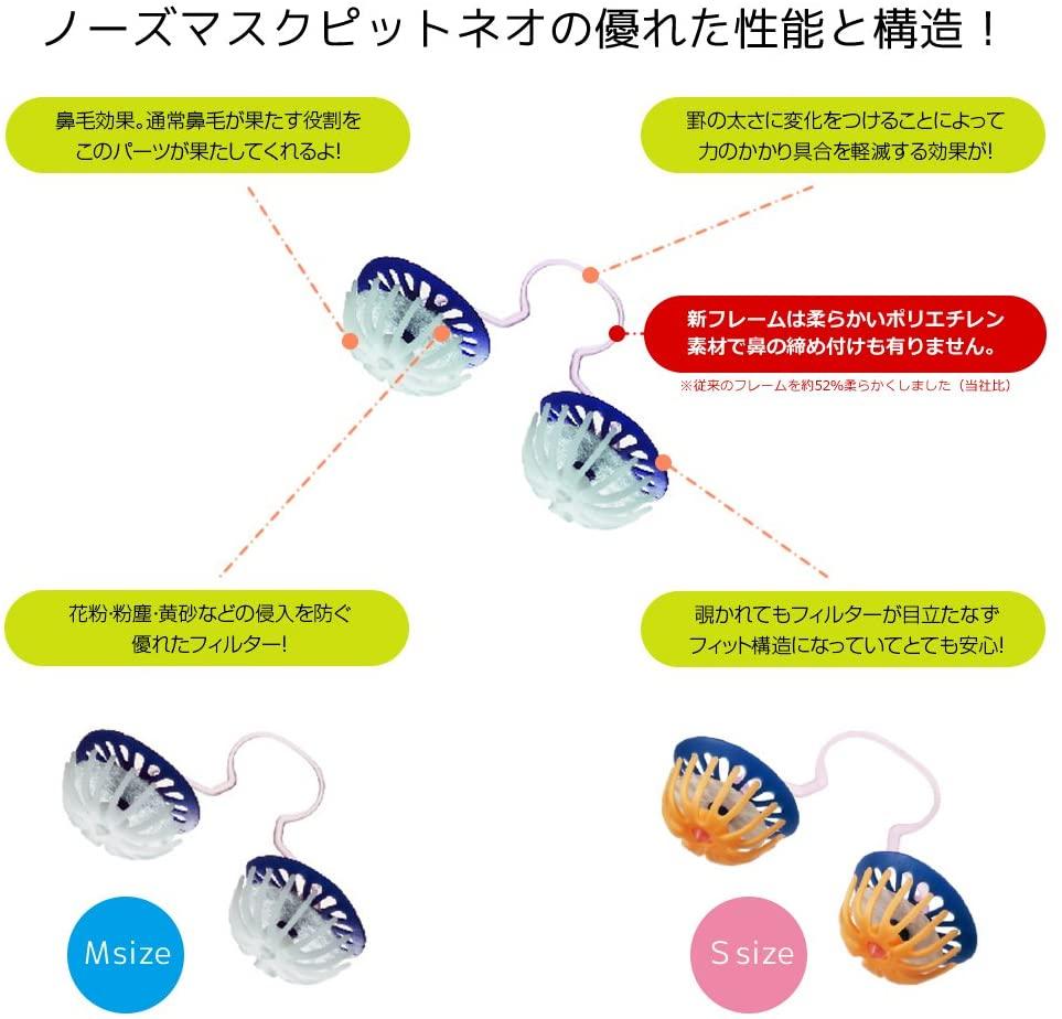 NOSE MASK PIT(ノーズマスクピット) NEO(ネオ)の商品画像4