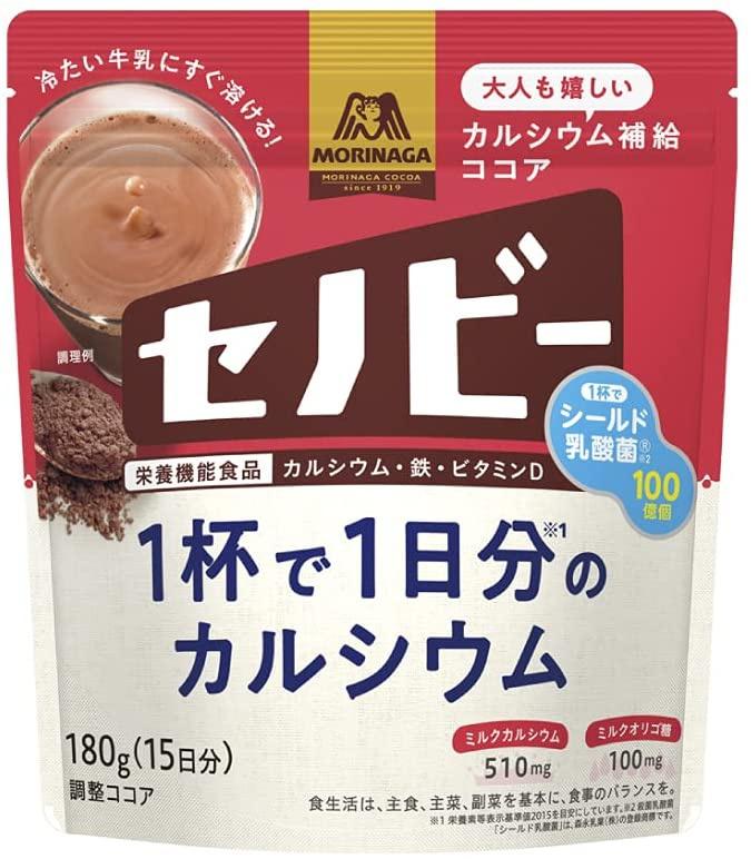 森永製菓(MORINAGA) セノビーの商品画像