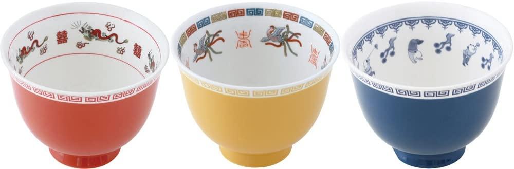 おまち堂 ラーメシ鉢 鳳凰 イエローの商品画像3