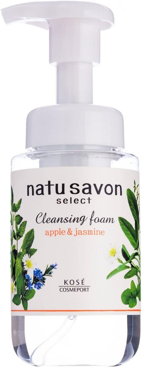 natu savon select(ナチュサボン セレクト) ホワイト クレンジングフォーム
