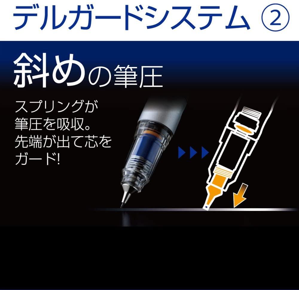 ZEBRA(ゼブラ) デルガード タイプLx P-MA86-BLの商品画像3