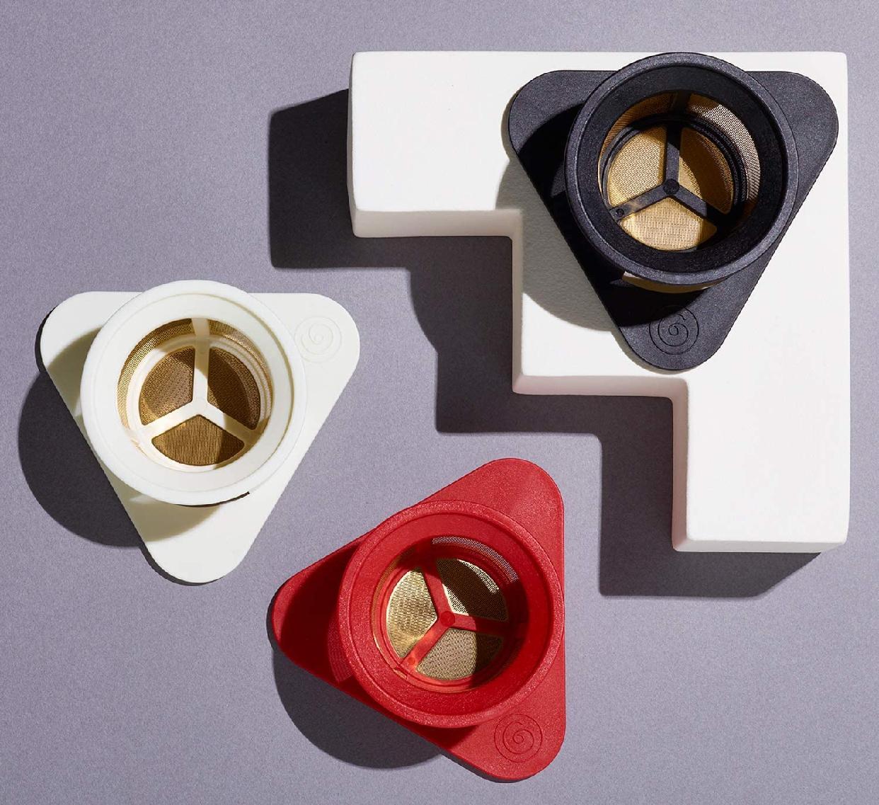 cores(コレス) シングルカップゴールドフィルター C211WH ホワイトの商品画像7
