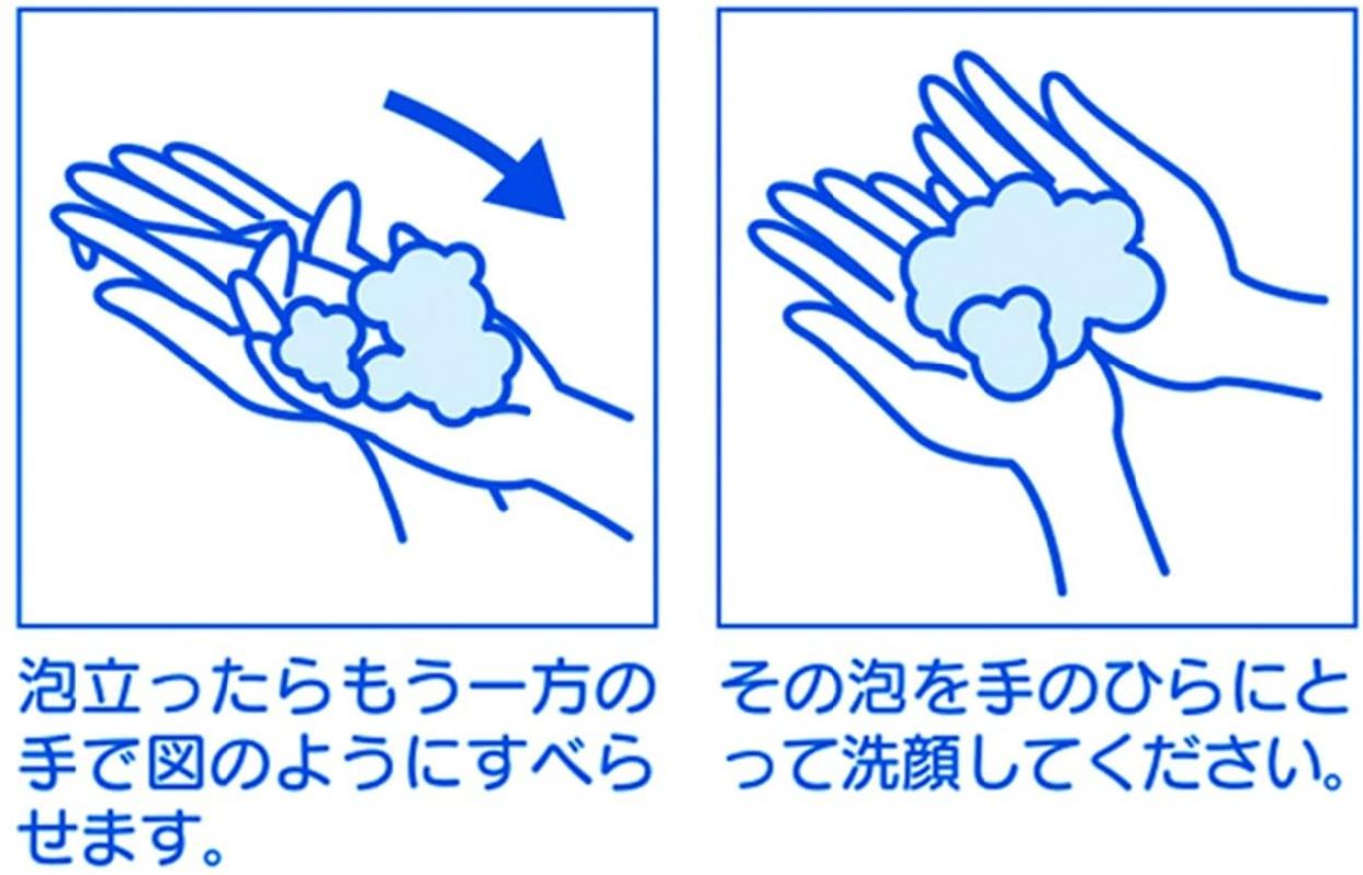 小久保工業所(こくぼこうぎょうしょ)ホイップ洗顔の商品画像7