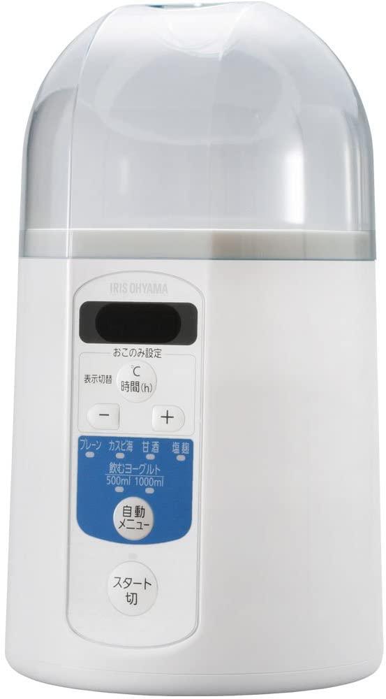 IRIS OHYAMA(アイリスオーヤマ)ヨーグルトメーカー IYM-013の商品画像