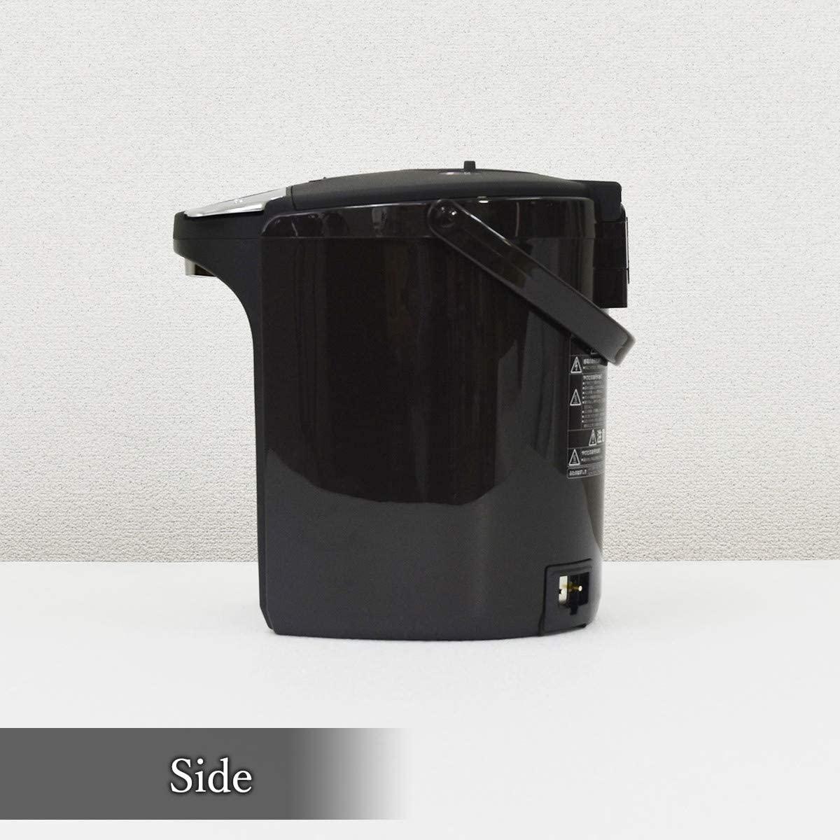 TIGER(タイガー)蒸気レスVE電気まほうびん PIS-A220の商品画像11