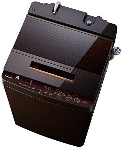 東芝(TOSHIBA) ザブーン 全自動洗濯機(DDインバーター)AW-12XD8-Tの商品画像