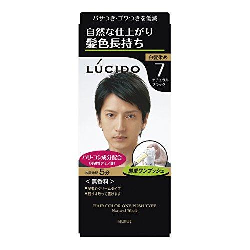 LUCIDO(ルシード)ワンプッシュケアカラーの商品画像