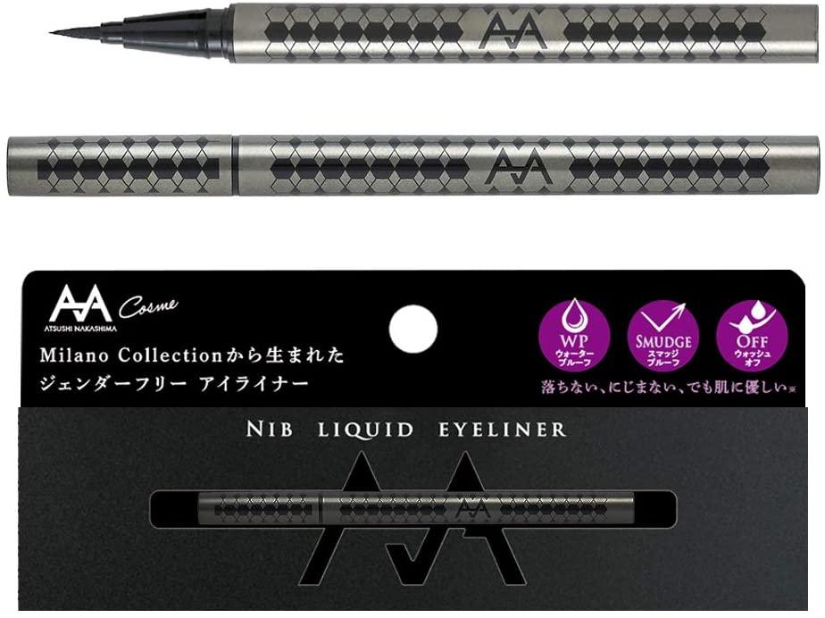 ATSUSHI NAKASHIMA Cosme(アツシ ナカシマ コスメ) ニブ リクイドアイライナーの商品画像