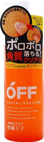 柑橘王子(かんきつおうじ)フェイシャルピーリングジェルNの商品画像