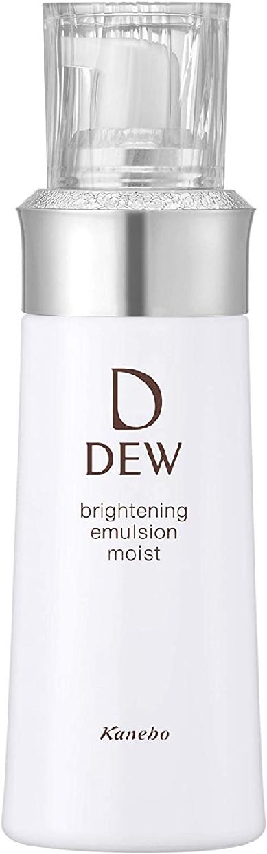 DEW(デュウ) ブライトニングエマルジョン しっとりの商品画像