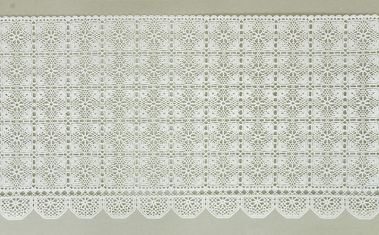 東和産業(とうわさんぎょう)フリル付レースシート ブロッサムの商品画像2