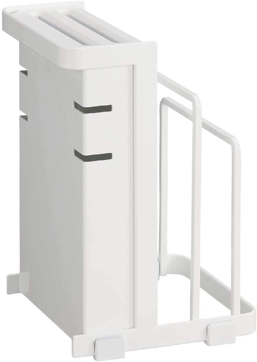 Belca(ベルカ) HANDY ZONE まな板包丁スタンド ホワイト HZ-MHの商品画像
