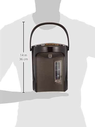 象印(ぞうじるし)マイコン沸とうVE電気まほうびん 優湯生 CV-GA22の商品画像10