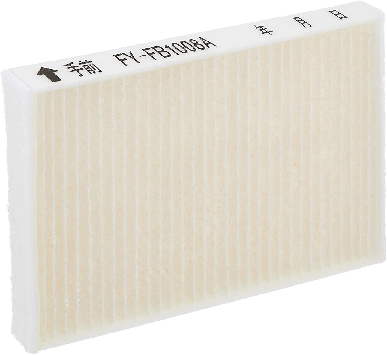 Panasonic(パナソニック)交換用給気清浄フィルター 1枚入 FY-FB1008Aの商品画像