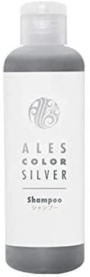 位:ALES(アレス) ディレクションカラー アレスカラー シルバーシャンプー