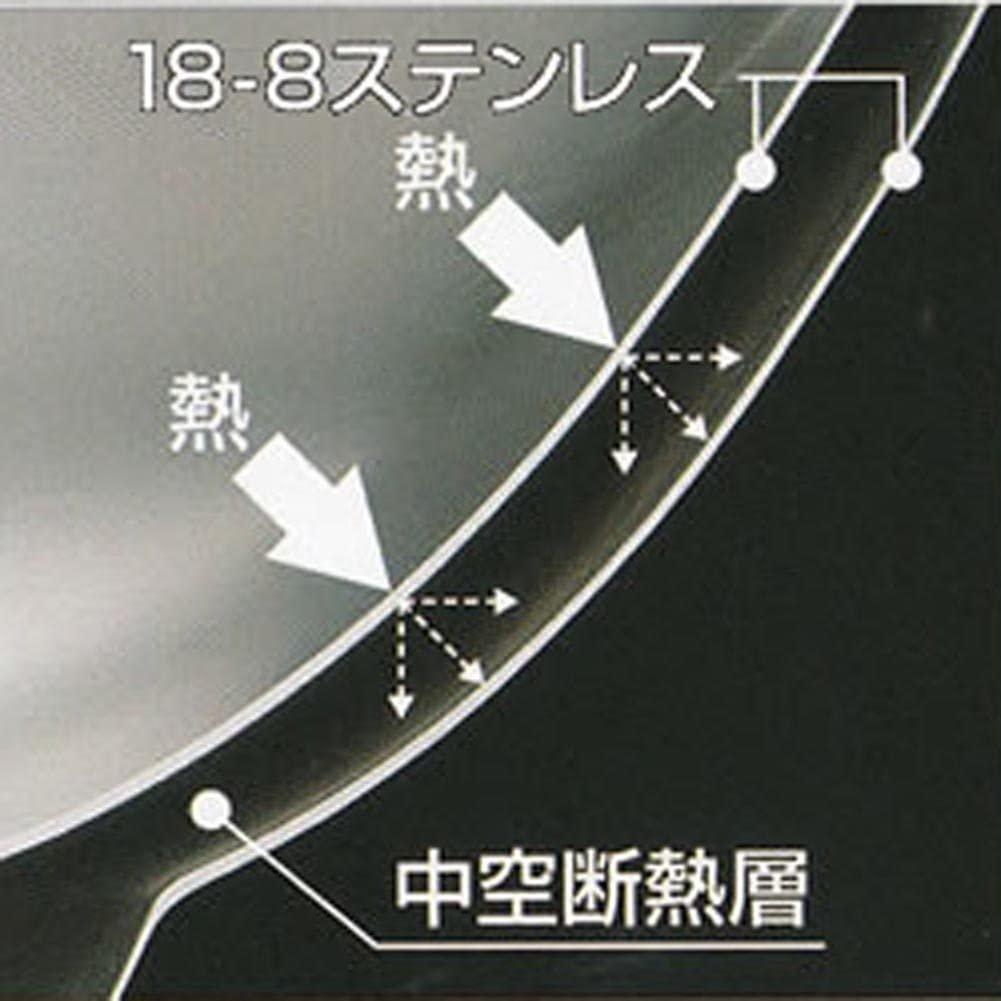 メタル丼シリーズ メタル丼 ステンレスつや消し磨き仕様 21cmの商品画像2