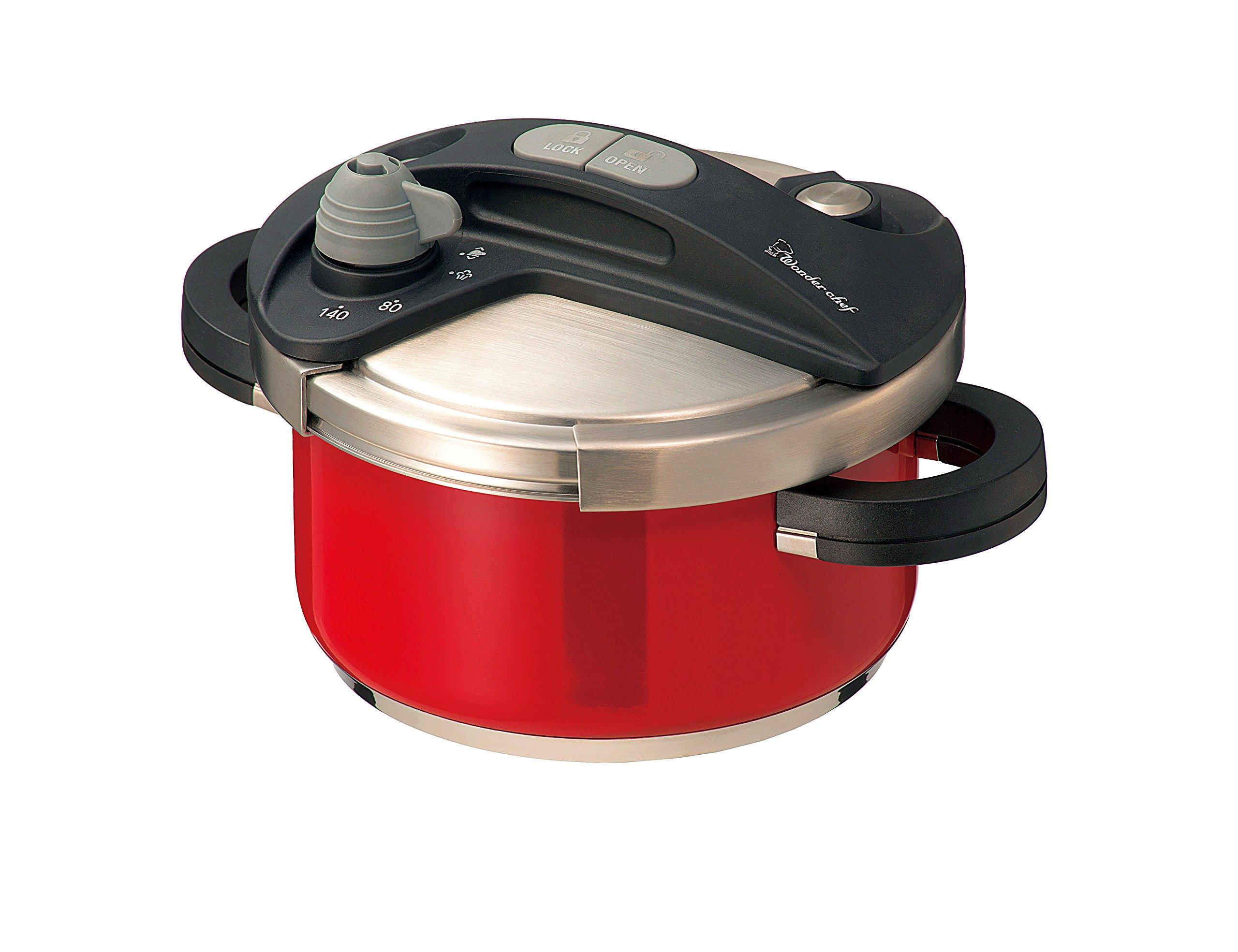 Wonderchef(ワンダーシェフ) オースプラス 両手圧力鍋の商品画像