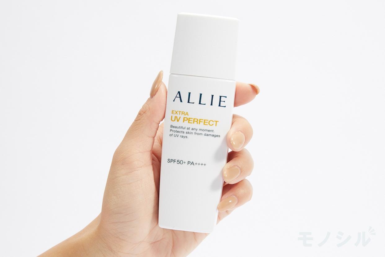 ALLIE(アリィー)エクストラUV パーフェクトNの商品中身(個包装のパッケージ)