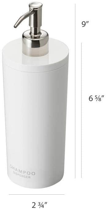 山崎実業(やまざき)ツーウェイディスペンサー タワー ラウンドの商品画像6