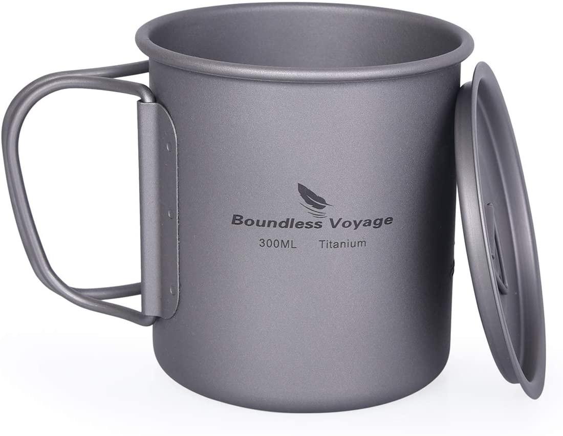 Boundless Voyage(ボンドレスボヤージュ) チタンクッカーの商品画像3