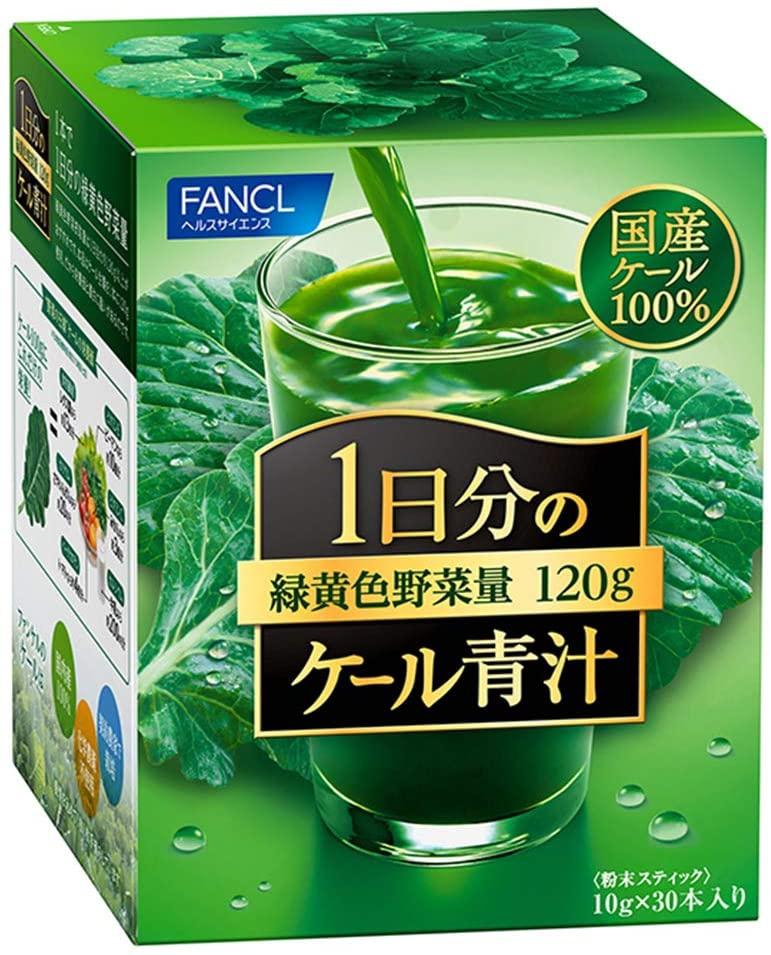 FANCL(ファンケル) 1日分のケール青汁の商品画像7