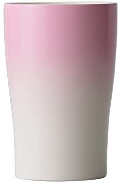 tone(トーン) 真空断熱ステンレス製 リップル タンブラー グラデーションピンク TT-10の商品画像