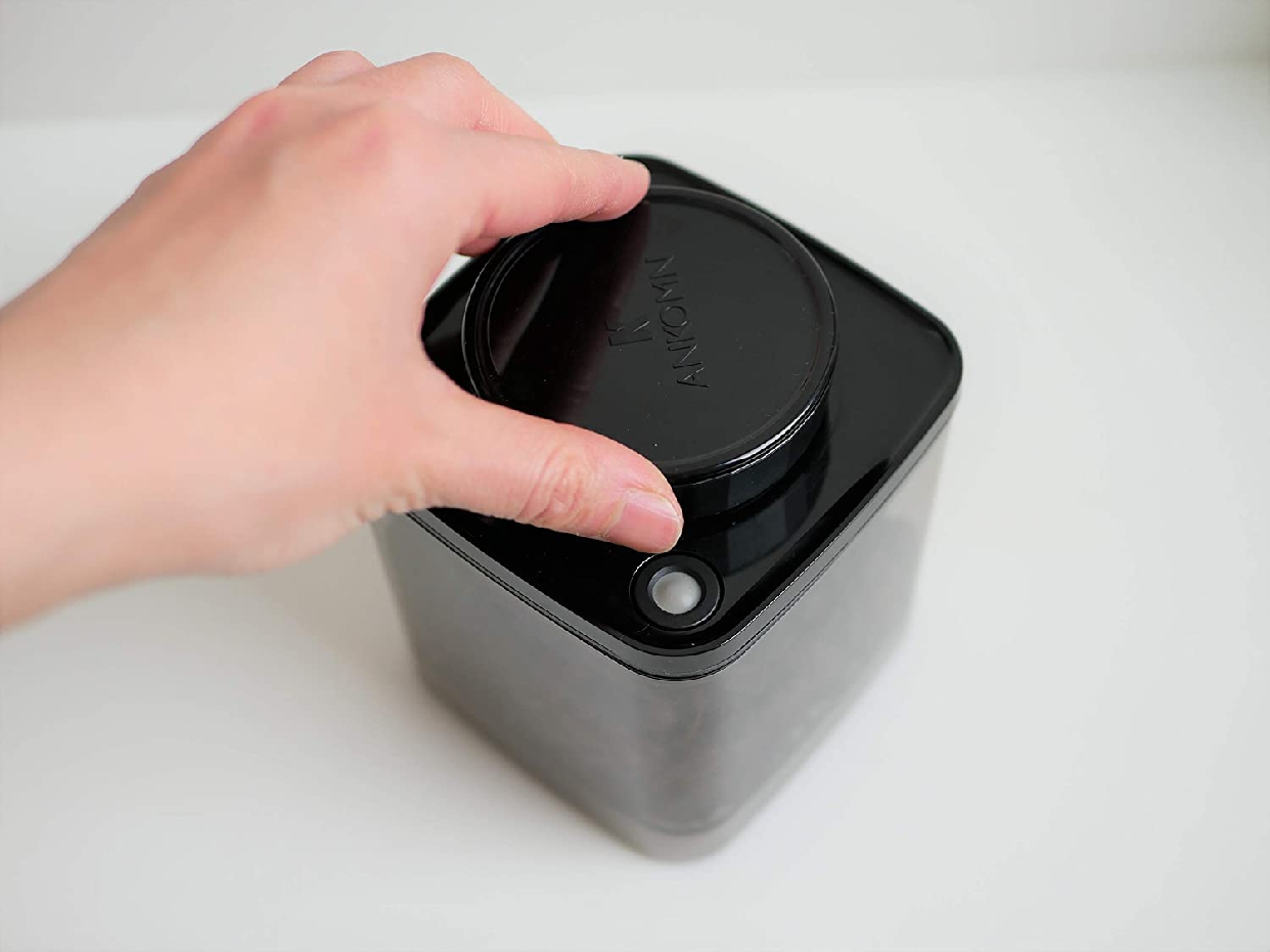 ANKOMN(アンコムン) 真空保存容器ターンシール 0.6Lの商品画像5
