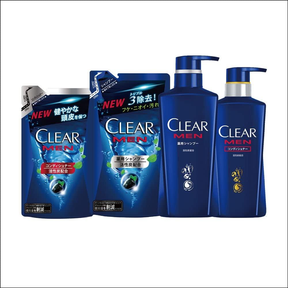 CLEAR(クリア)クリーン スカルプ エキスパート コンディショナーの商品画像5