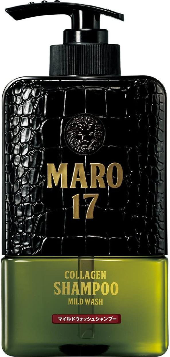 MARO17(マーロ17) コラーゲン配合 シャンプー マイルドウォッシュの商品画像