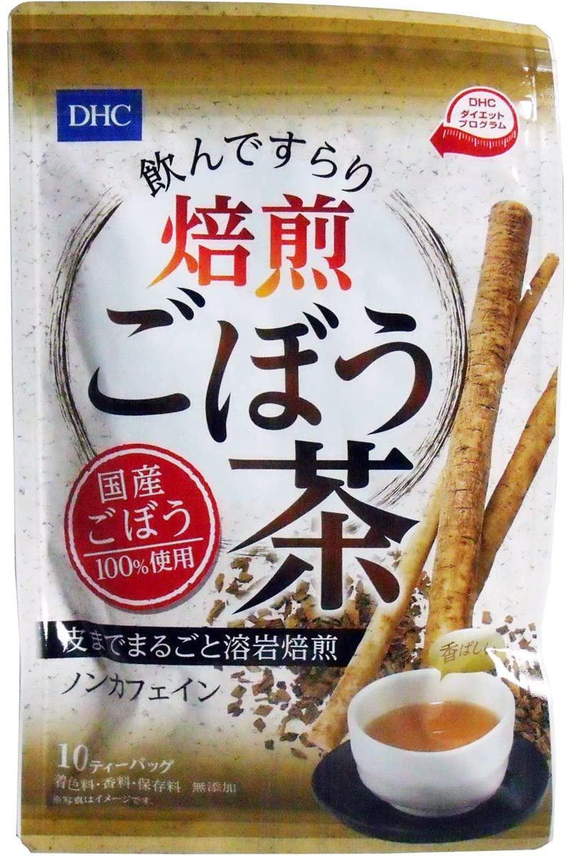 DHC(ディーエイチシー) 飲んですらり 焙煎ごぼう茶の商品画像