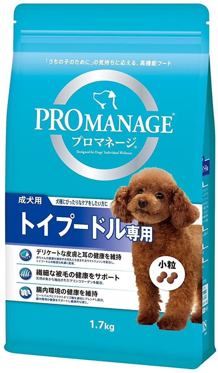 PROMANAGE(プロマネージ) 犬種別シリーズ トイプードル専用の商品画像