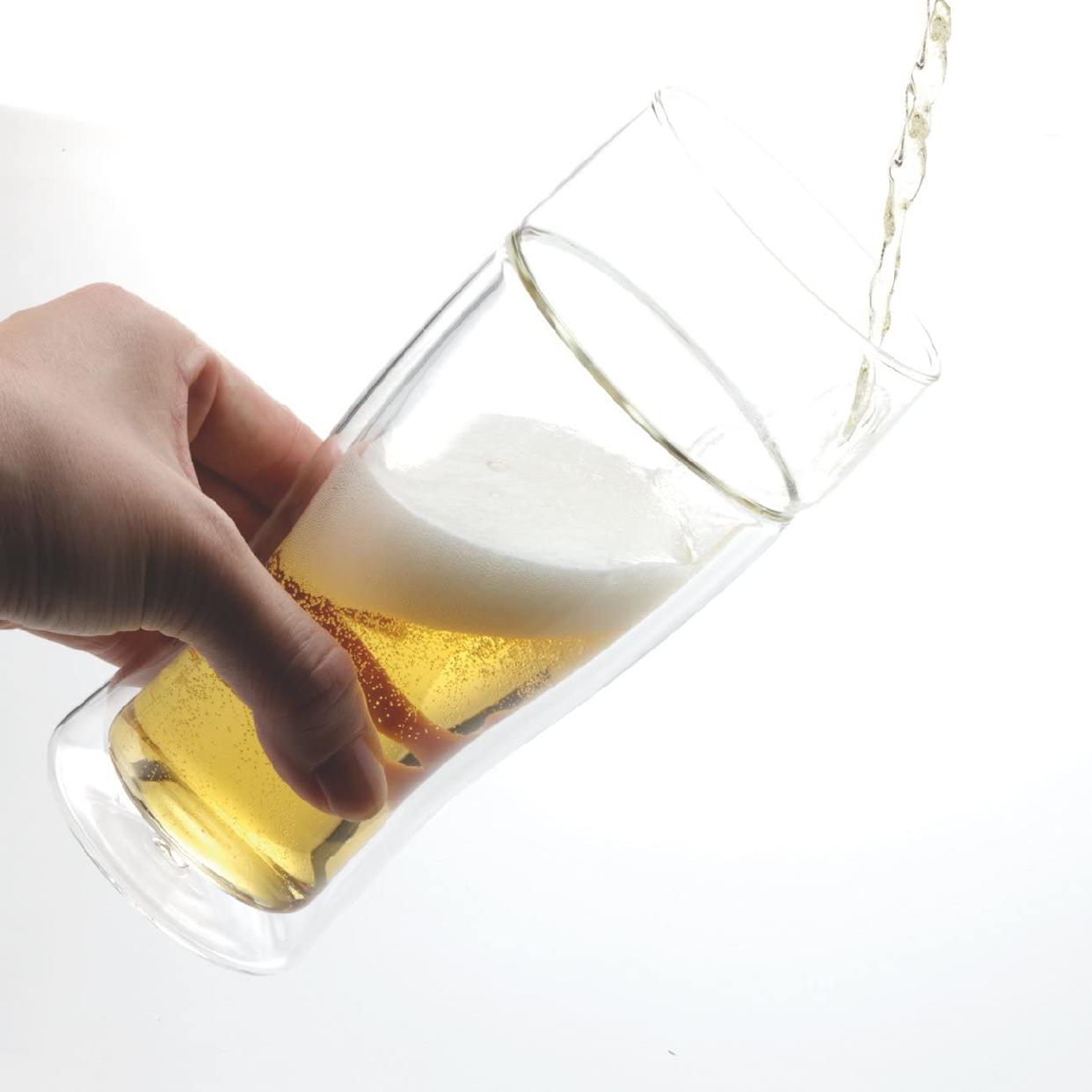 HARIO(ハリオ) ツインビア グラスの商品画像3