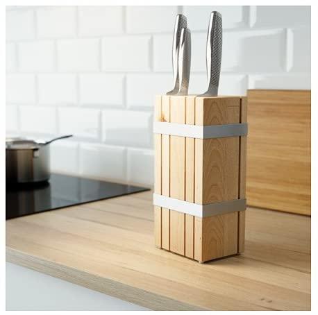 IKEA(イケア) レトレット RETRATT ナイフ立て ブラウンの商品画像3