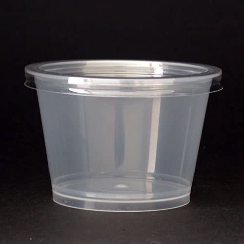 TOMIZ(トミッズ)プラスチックプリンカップふた付90ml / 50個の商品画像