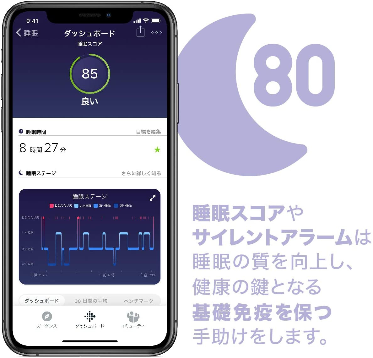 Fitbit(フィットビット) Charge 4(Suica対応)の商品画像5