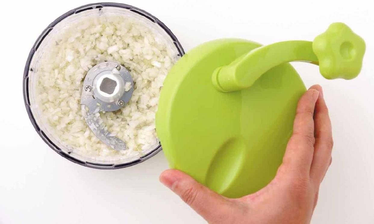 キュートクック みじん切り器 小 33120 グリーンの商品画像2