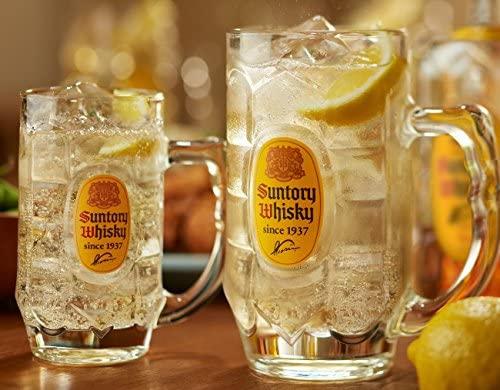 SUNTORY(サントリー) メガ角ハイジョッキ グラス 700mlの商品画像2