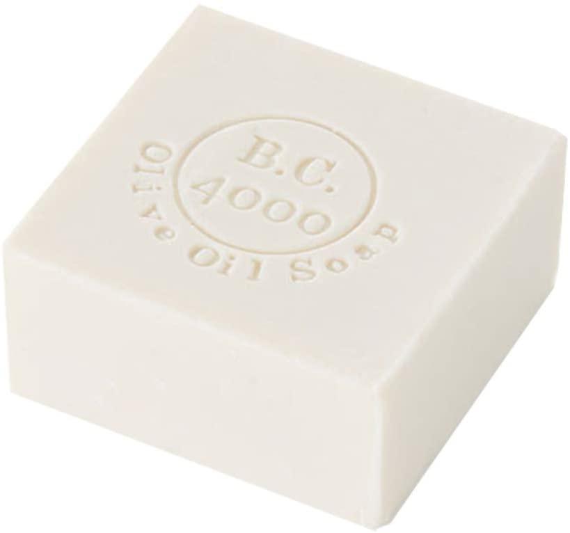 B.C.4000 100%バージンオリーブオイル石鹸の商品画像