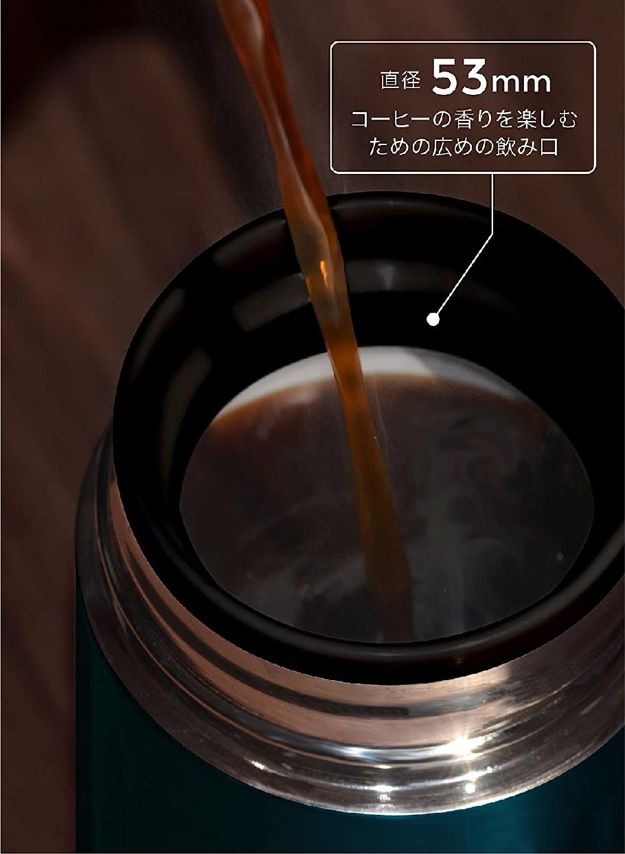 Qahwa(カフア) コーヒー ボトル 420ml ポートランドブルーの商品画像6