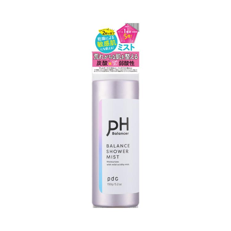 PH Balancer(ピーエイチバランサー) バランスシャワーミストの商品画像2