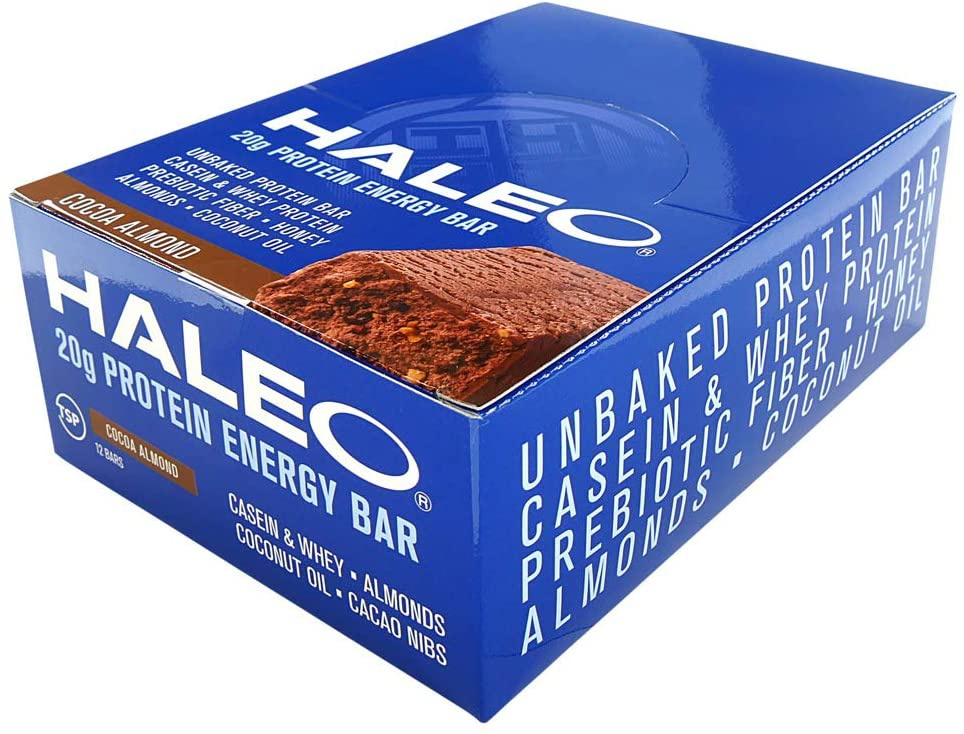 HALEO(ハレオ) プロテインエナジーバーの商品画像