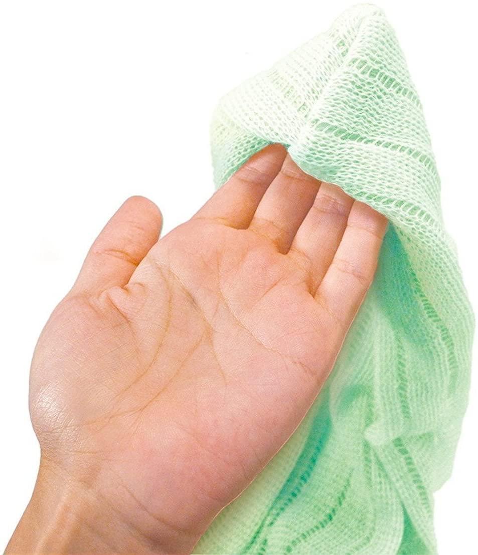 キクロンあわあみボディタオル 泡綿の商品画像2