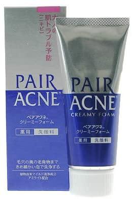 PAIR ACNE(ペアアクネ) クリーミーフォーム 薬用洗顔料
