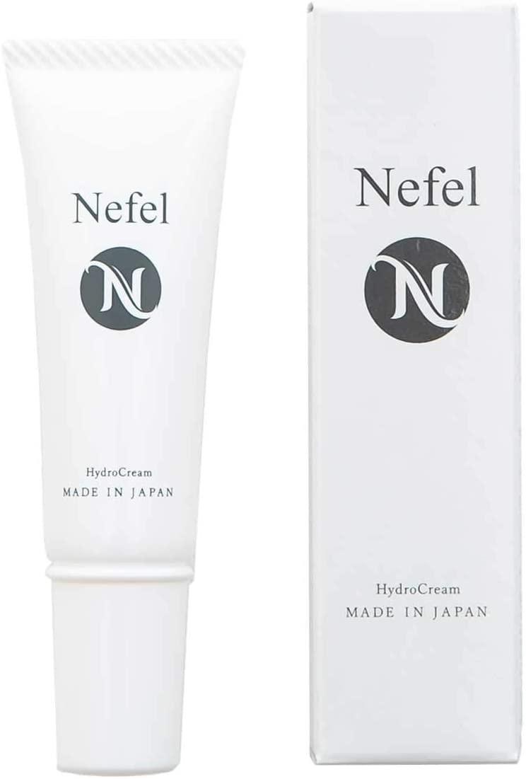 Nefel(ネフェル) ポイントケアクリームの商品画像